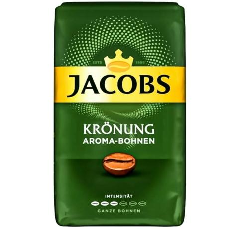 Jacobs Krönung Aroma Bohnen -  Szemes Kávé - 500g