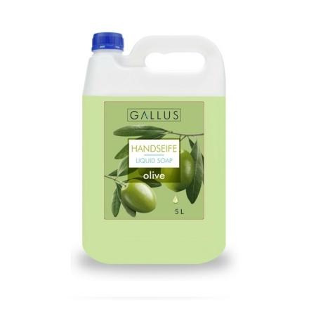 Gallus - Folyékony szappan - 5l - Oliva - Darab Ár (3db-tól a termék darab ára:1255-ft)